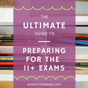 11 Plus Exam Guide
